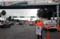 """Defensa Civil realiza Operativo por feriado """"Día de la..."""