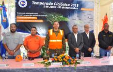 Defensa Civil activa Plan de Contingencia para Temporada Ciclónica...
