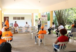 Unión Europea Dona Insumos A Defensa Civil Para Campaña De Prevención Covid19 En Pedernales