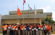 Entrenan voluntarios de la Defensa Civil en manejo de sustancias y...