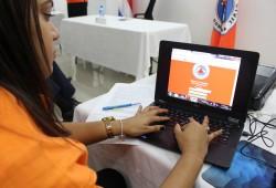 Defensa Civil cuenta con nueva plataforma de registro de voluntarios
