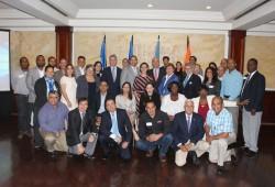 Representantes de instancias gubernamentales se capacitan en Evaluación de Necesidades Post Desastres