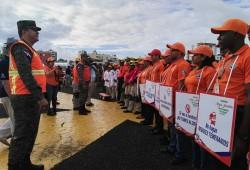 Director Ejecutivo felicita a personal de la Defensa Civil por el Día Internacional de los Voluntarios