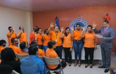 Defensa Civil juramenta nuevos miembros de la Comisión de Ética...