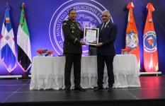 Defensa Civil entrega certificación al MIREX por conformar Brigada...
