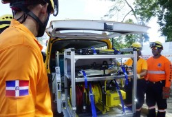 Extricación vehicular en las carreteras del país salva vidas