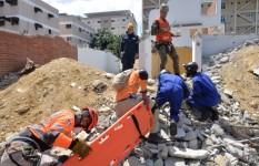 Organismos de socorro realizan Simulacro de Terremoto en Santiago y...