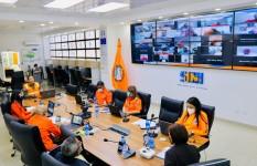CNE y Defensa Civil imparten orientación virtual a Gobernadoras/es...