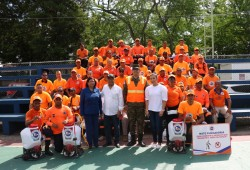 "Defensa Civil participa en segunda ""Jornada Nacional Contra el Dengue"""