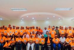 Defensa Civil juramenta Comités de Prevención, Mitigación y Respuesta de la provincia Pedernales