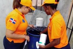 Defensa Civil se une a operativo contra el dengue en el país