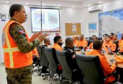 Defensa Civil toma medidas preventivas ante paso de la tormenta tropical Dorian